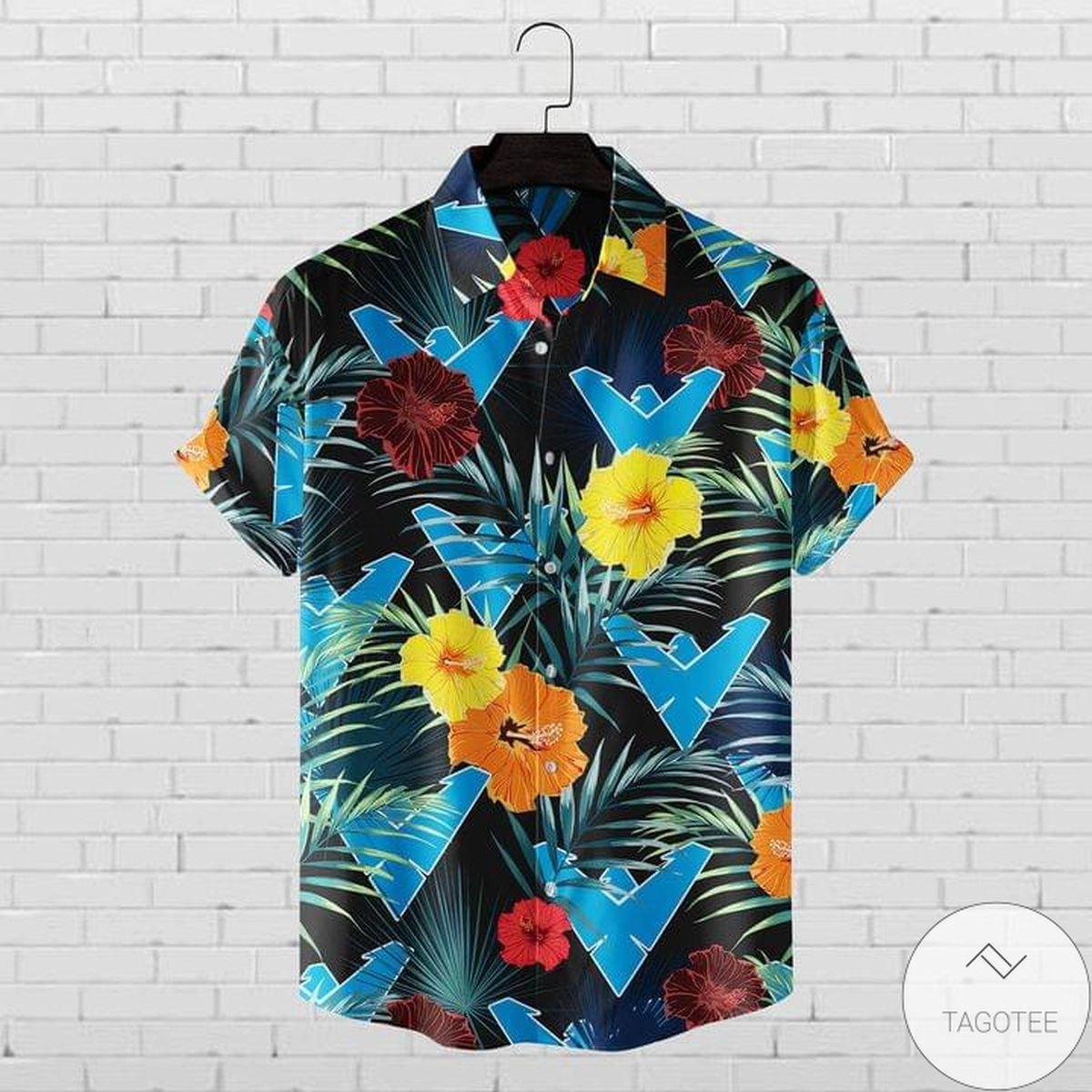Dick Grayson Hawaiian Shirt