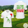 Italy Yell Fore Shoot Six Write Down Five Polo Shirt