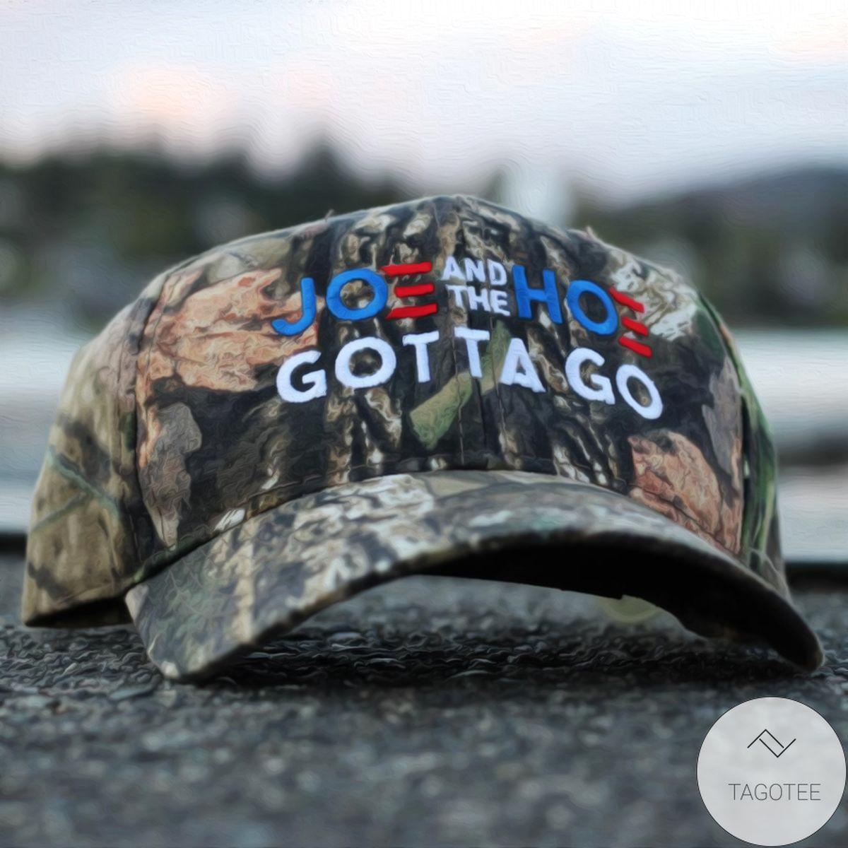 Joe And The Hoe Gotta Go Cap Camouflage Classic Cap