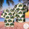 John Deere 6175R 4WD Tractor Hawaiian Shirt