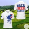 New Zealand Back Nines Matter Golf Polo Shirt