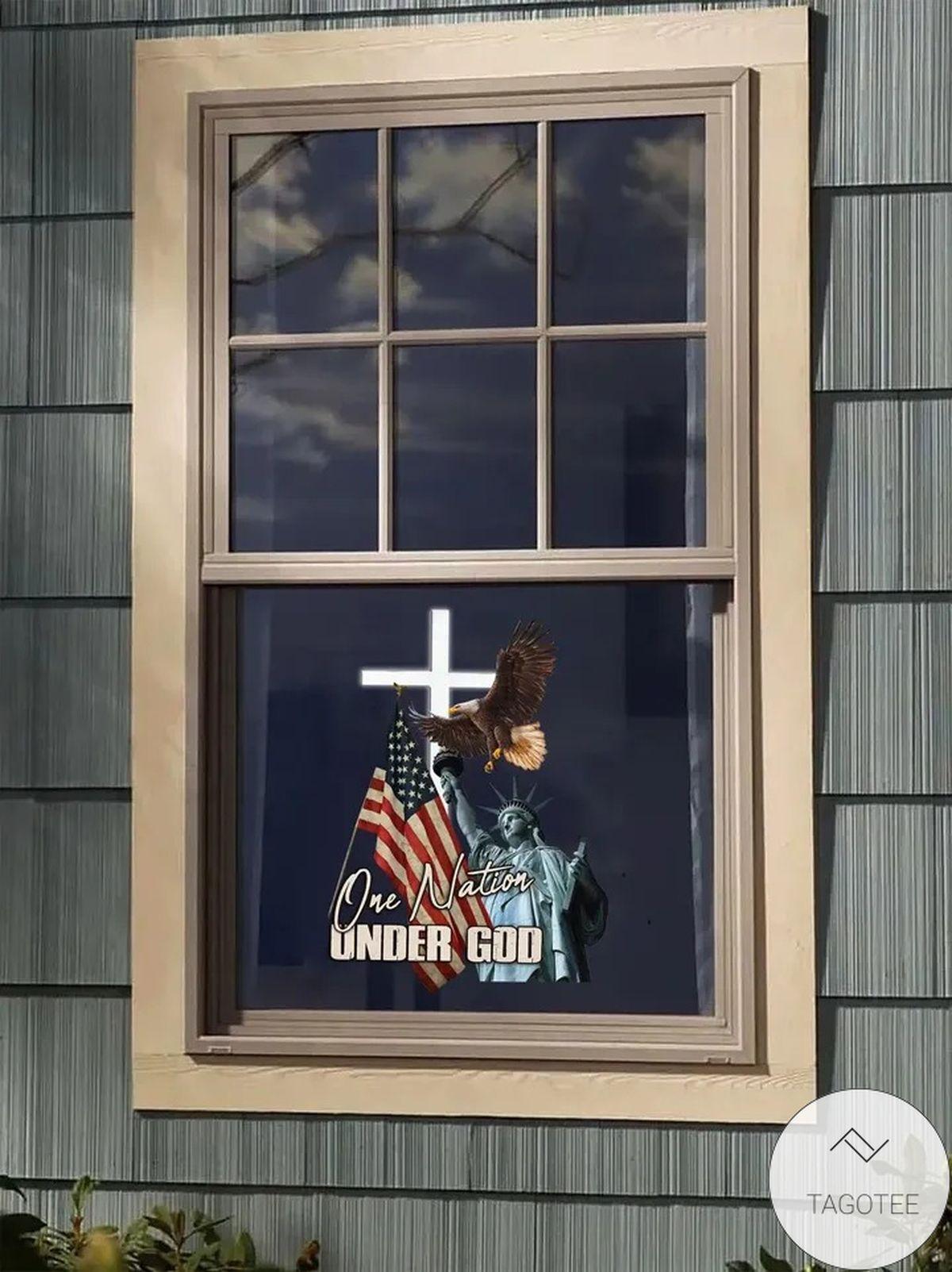 One Nation Under God Decalz