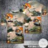 Personalized United States Army Huey Helicopter 3D T-Shirt