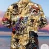 Skull Amazing Pirate Hawaiian Shirt