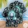 Skull Screaming Hawaiian Shirt