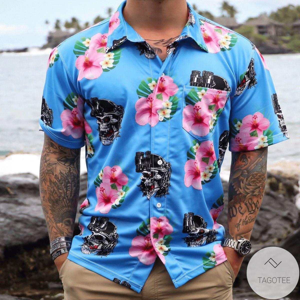 Slayer Band Hawaiian Shirt