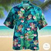 Unicorn Dabbing Hawaiian Shirt