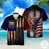 United We Stand 20th Anniversary 911 2001-2021 Never Forget 911 Hawaiian Shirt