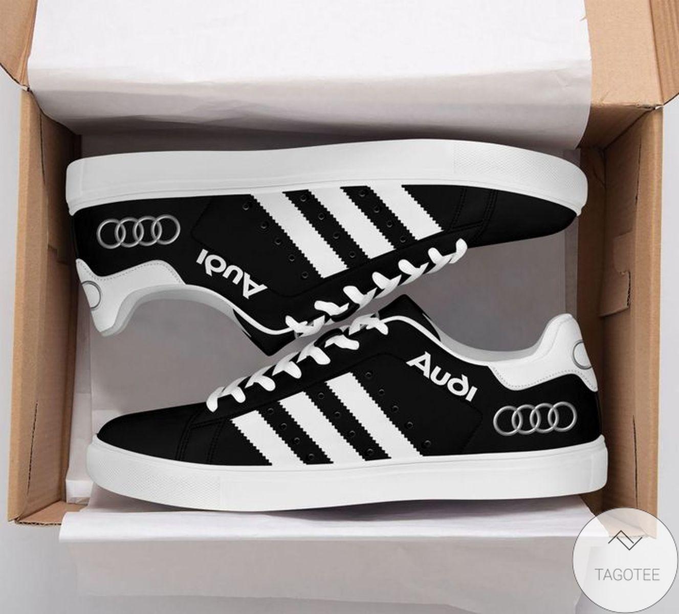 Sale Off Audi Black Stan Smith Shoes