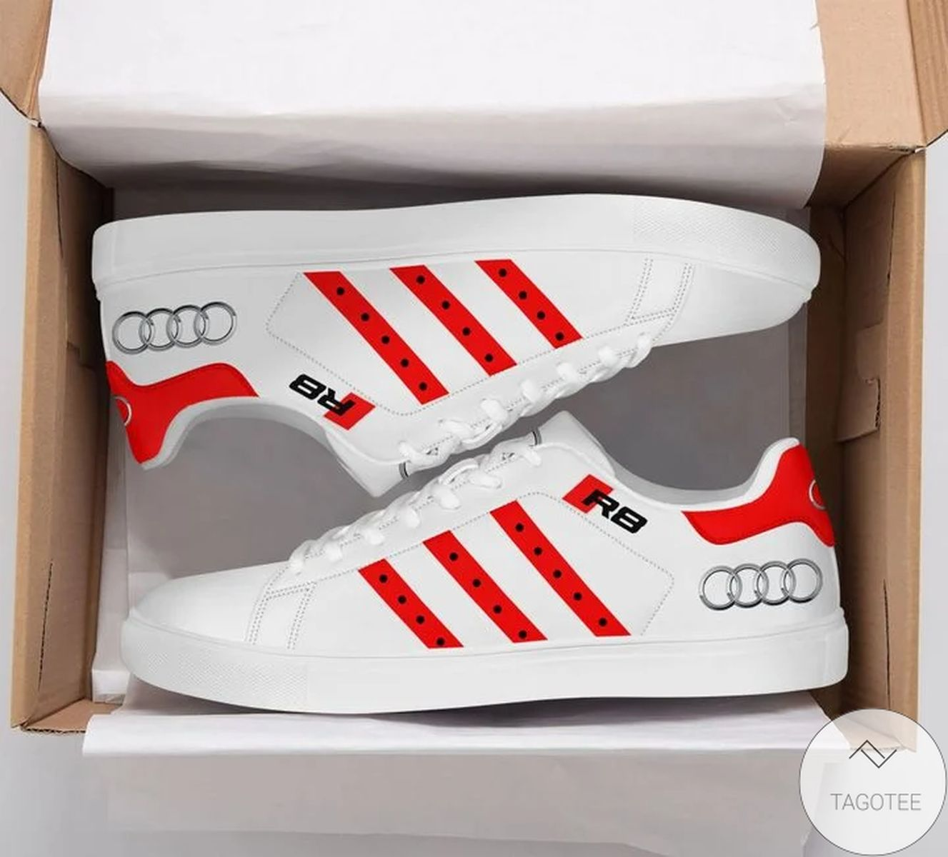 Absolutely Love Audi R8 Stan Smith Shoes