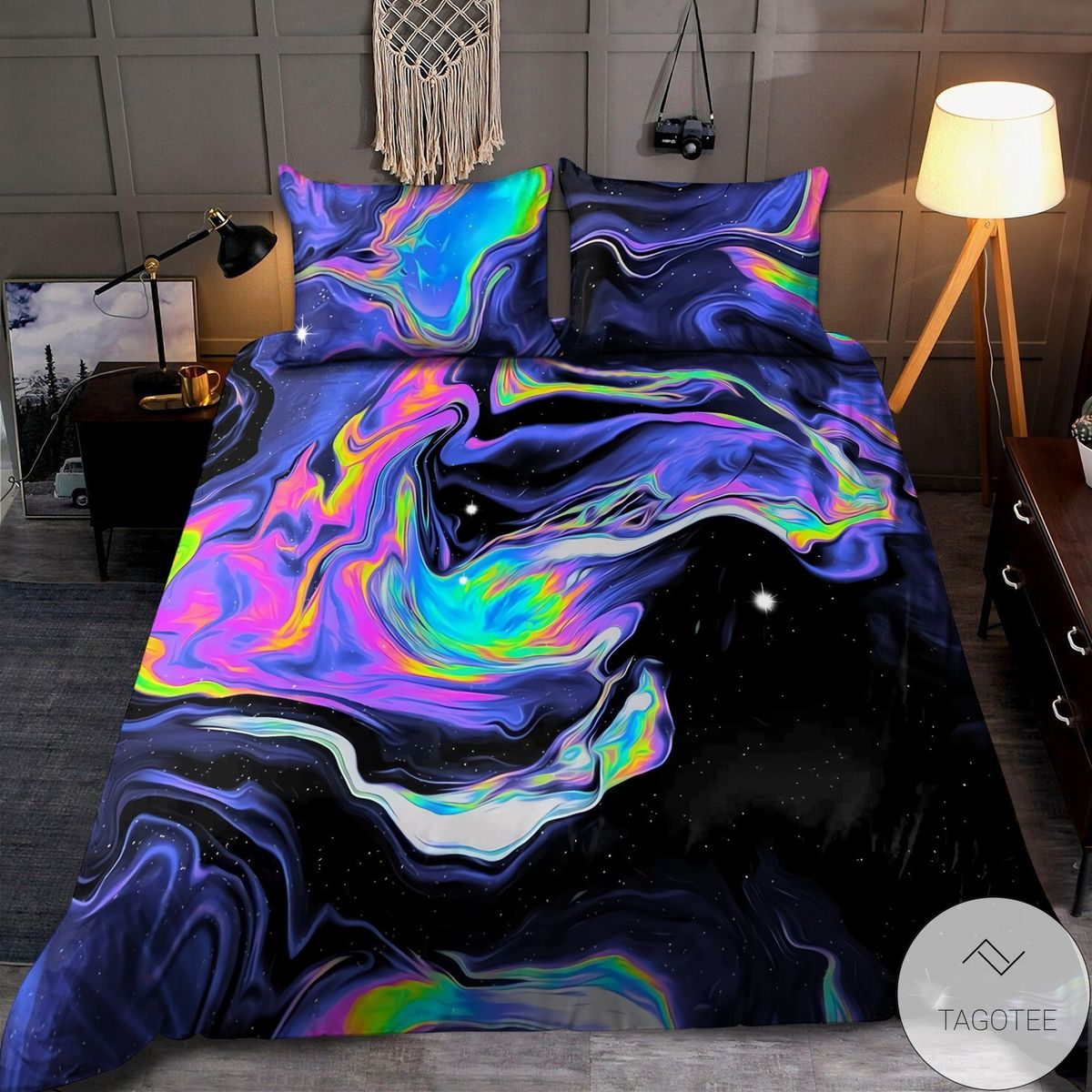 Aurora Hippie Bedding Set