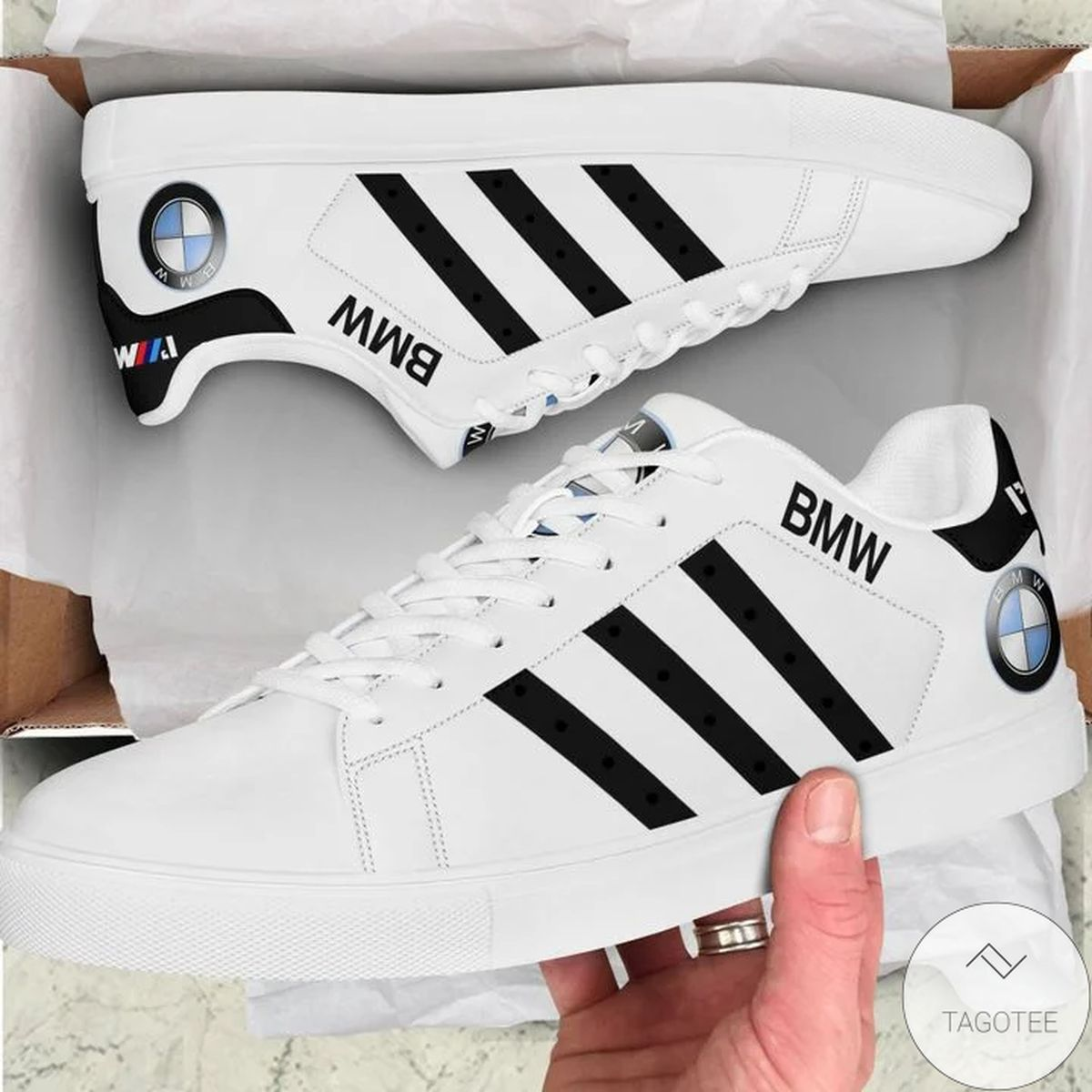 3D Bmw Stan Smith Shoes
