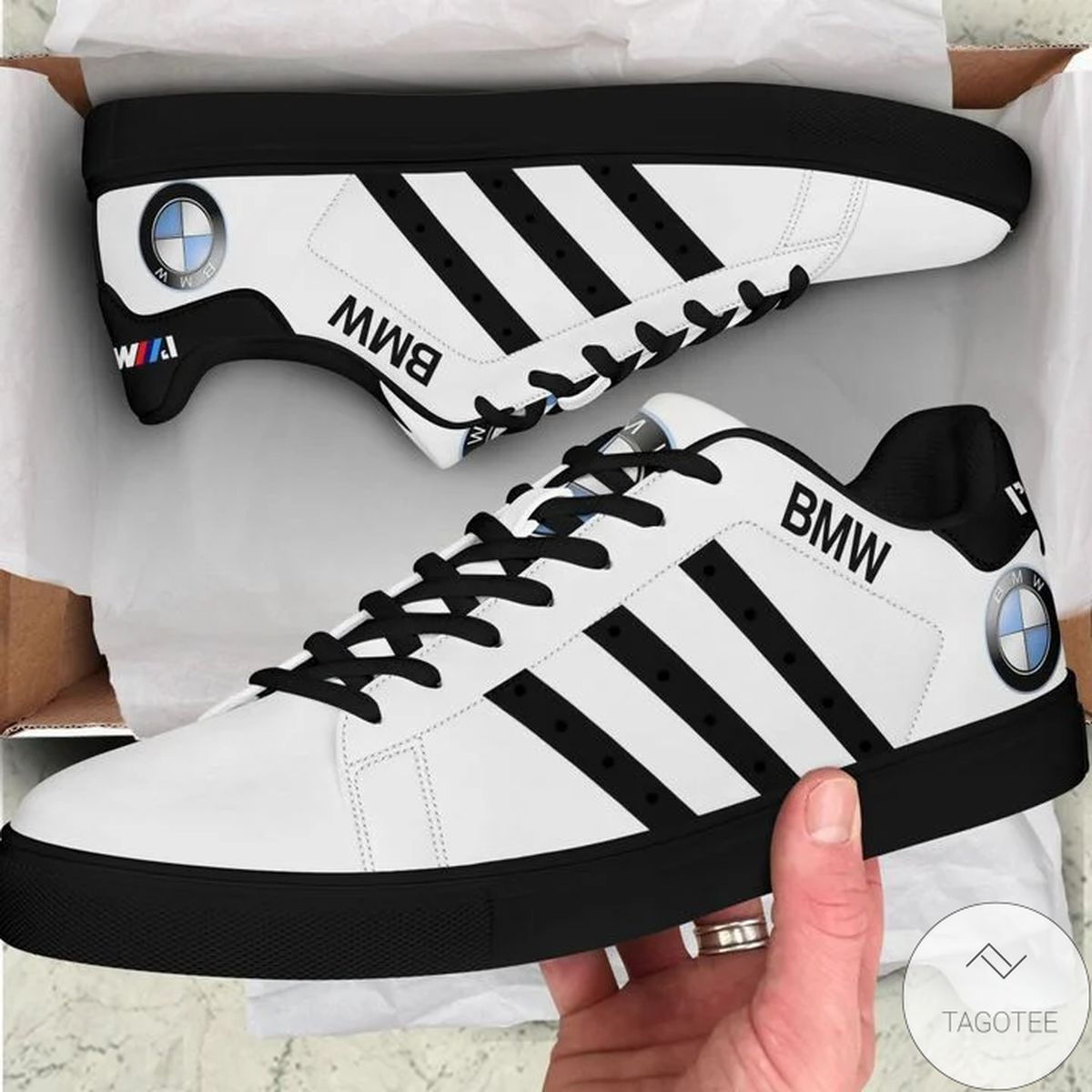 Vibrant Bmw Stan Smith Shoes