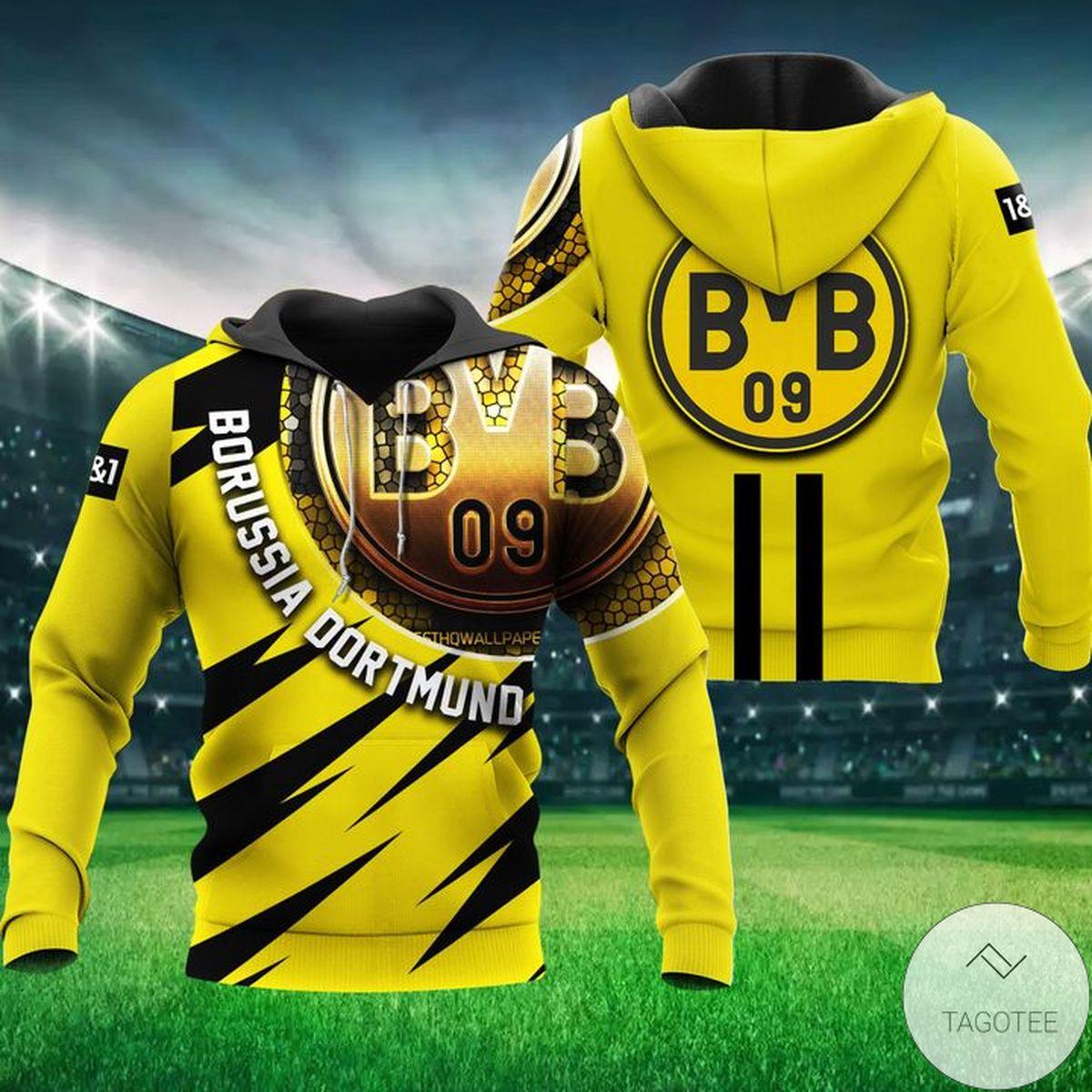 Borussia Dortmund Bvb 09 Hoodie