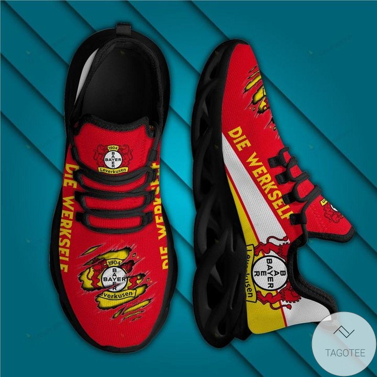 Bundesliga Bayer 04 Leverkusen Max Soul Shoes z