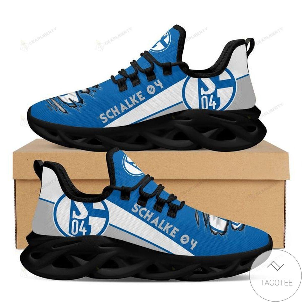 Bundesliga Schalke 04 Max Soul Shoes z