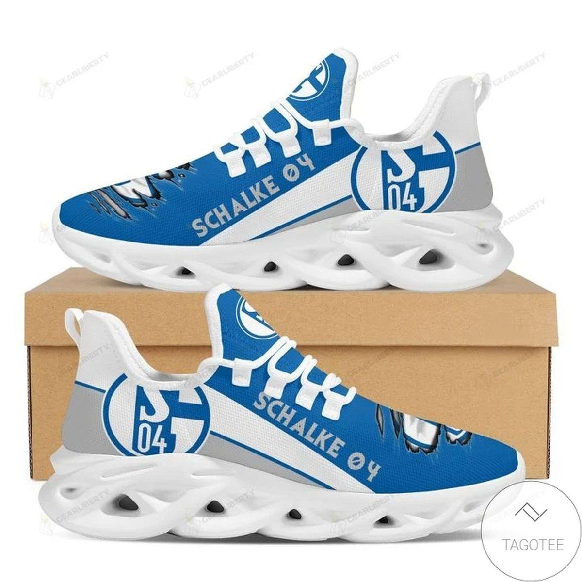 Bundesliga Schalke 04 Max Soul Shoes