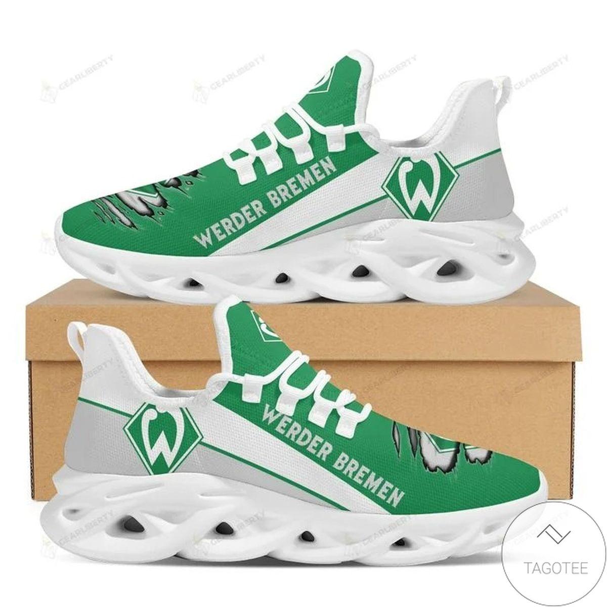 Bundesliga Werder Bremen Logo Max Soul Shoes