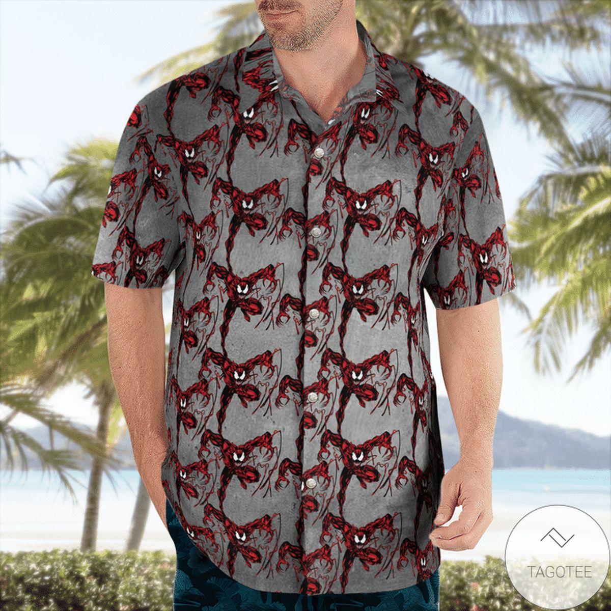 Free Ship Carnage Hawaiian Shirt