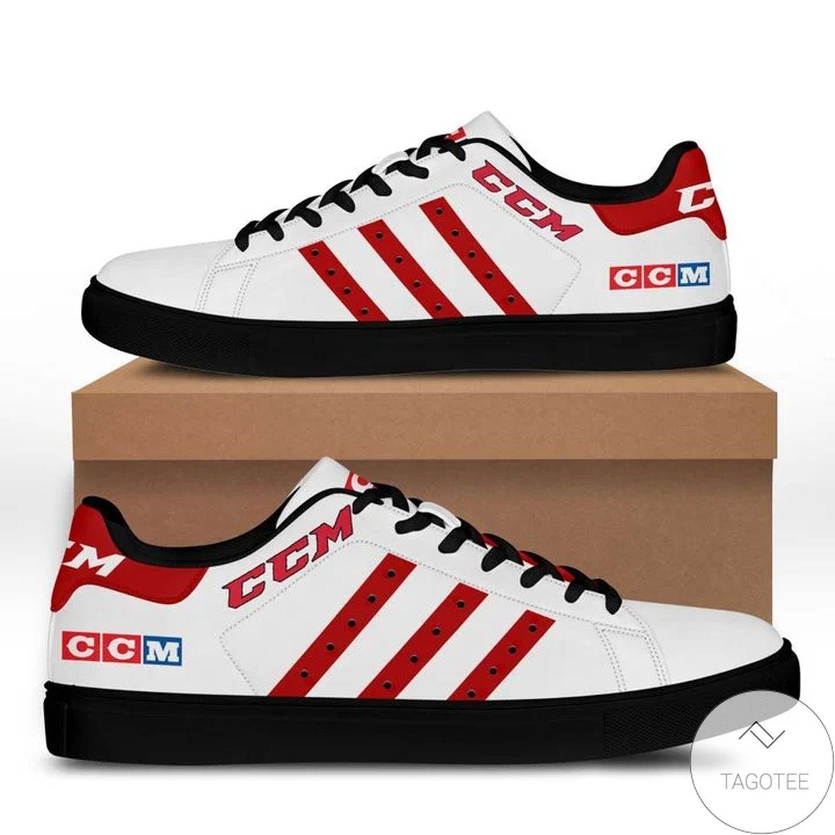 Ccm White Stan Smith Shoes
