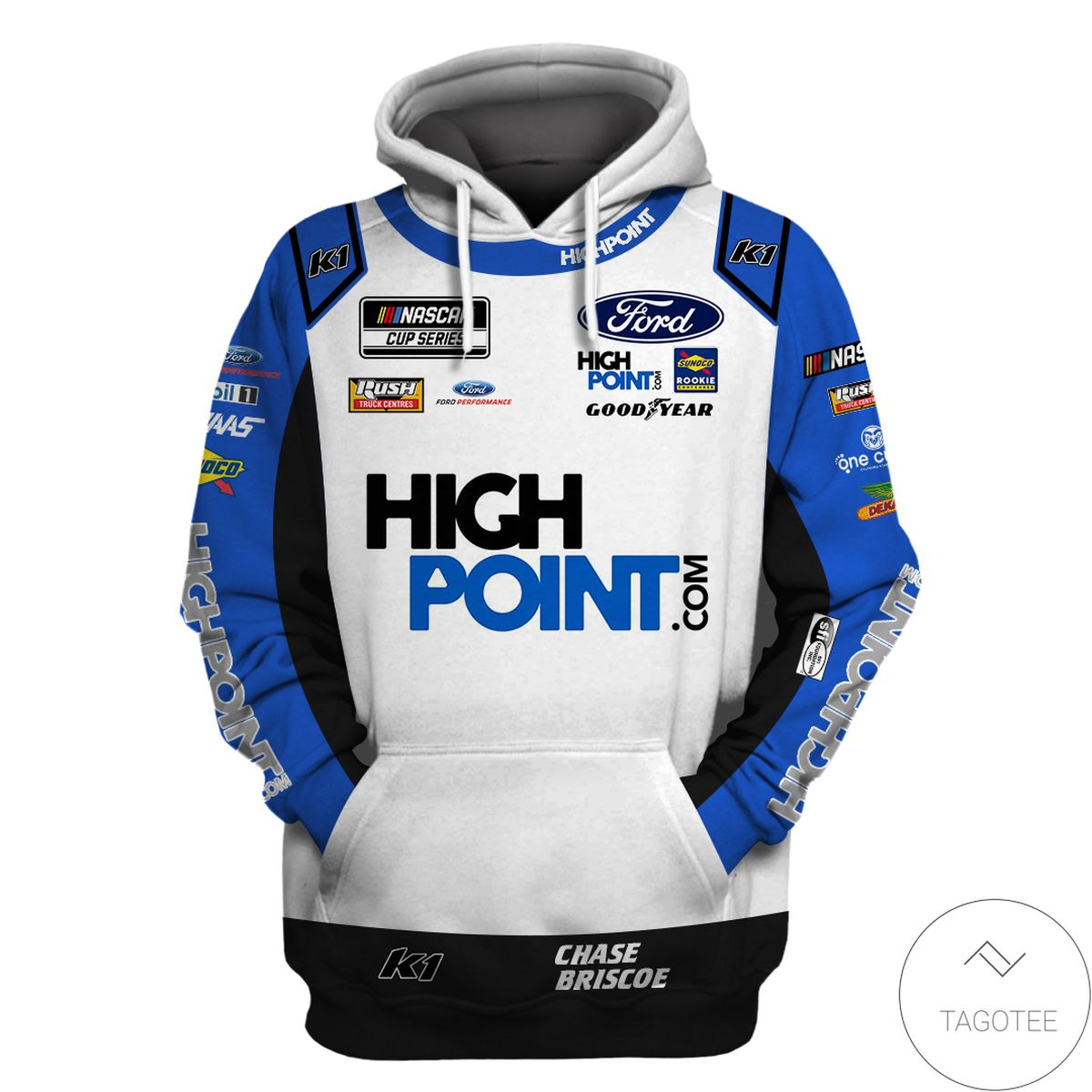 Chase Briscoe High Point Hoodie