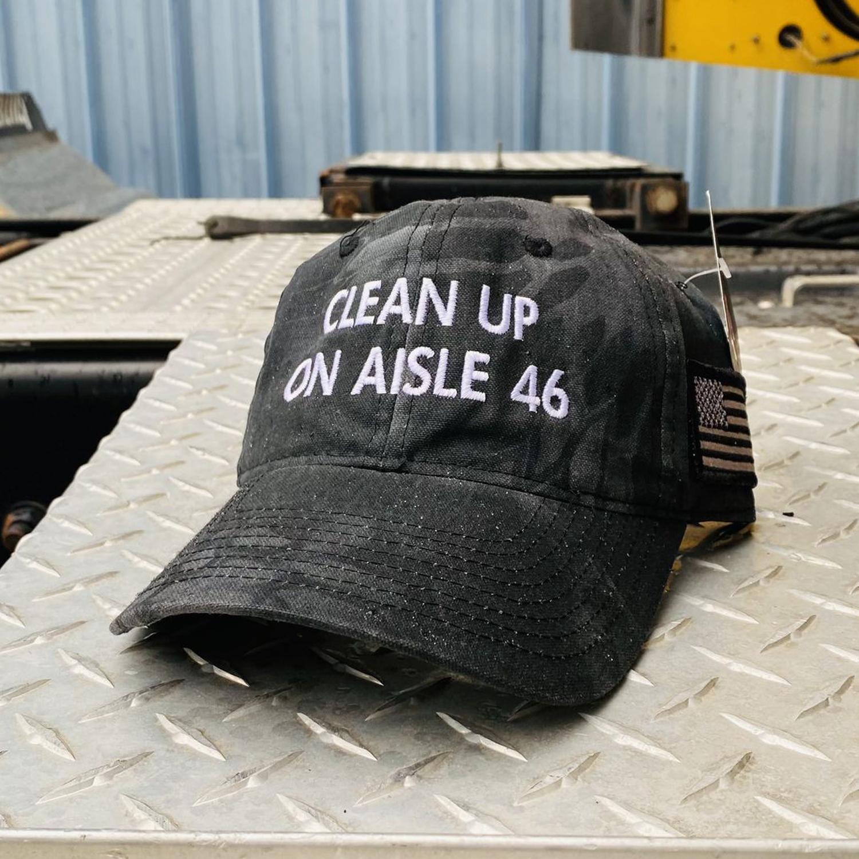 Clean-Up-On-Aisle-46-Impeach-Biden-Cap