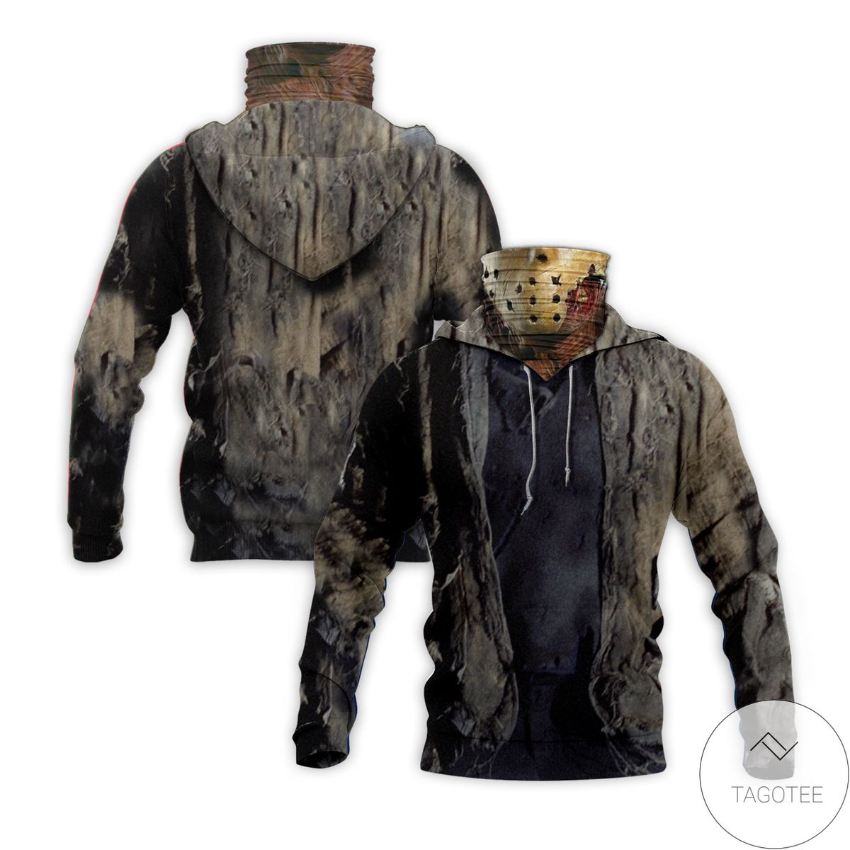 Where To Buy Friday The 13th Jason Voorhees Mask Hoodie
