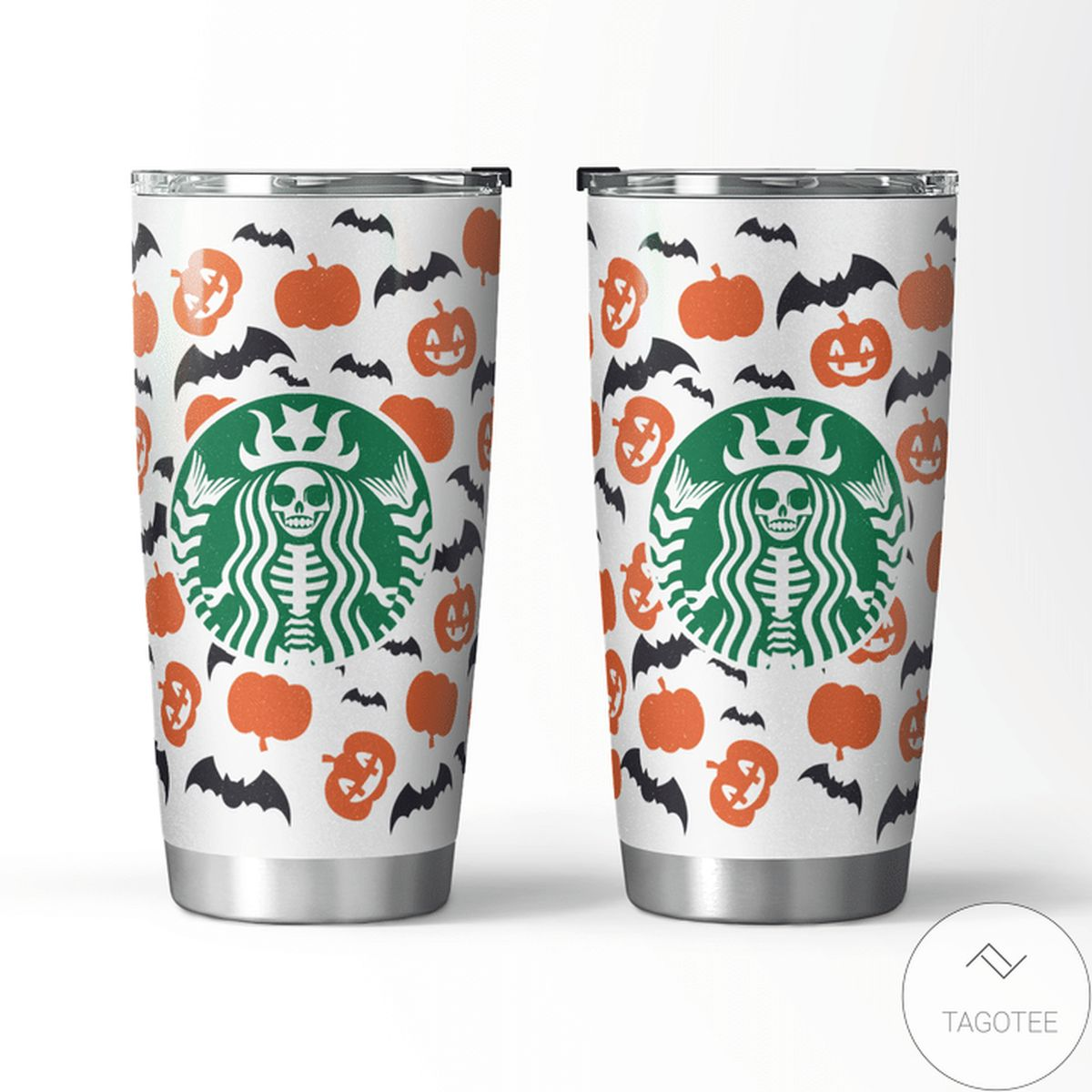 Halloween Starbucks Tumbler