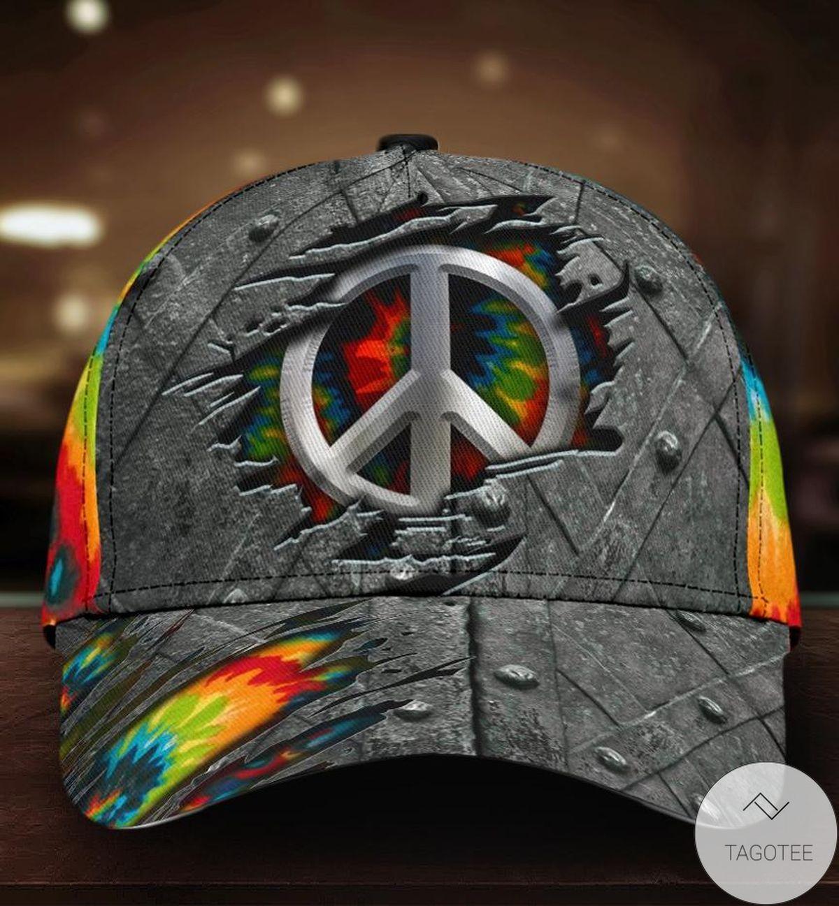 US Shop Hippie Tie Dye Classic Cap