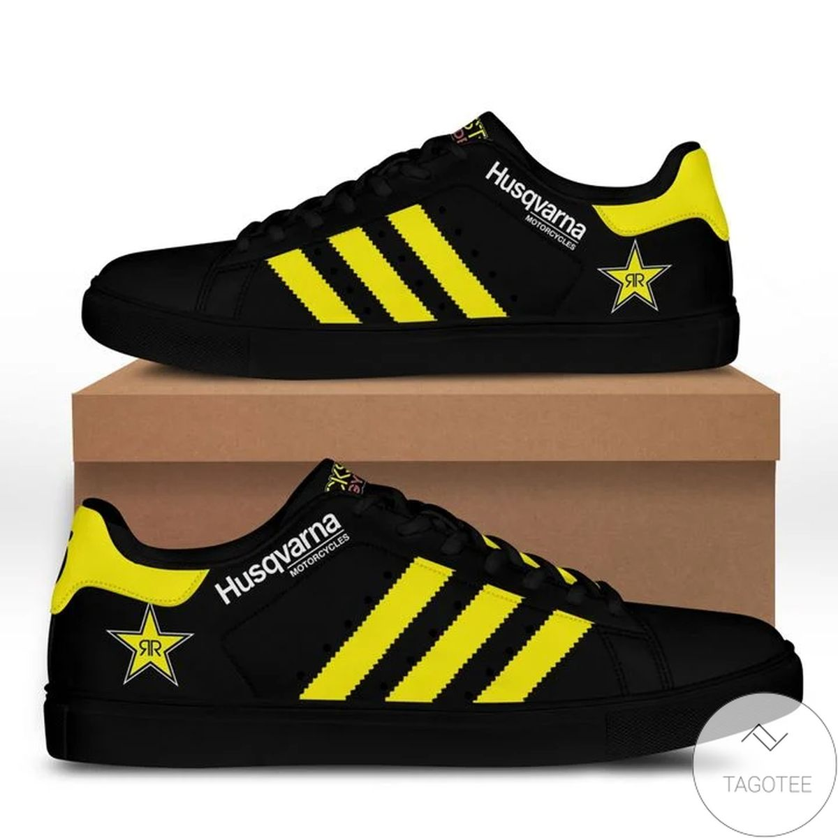 Husqvarna Racing Stan Smith Shoes