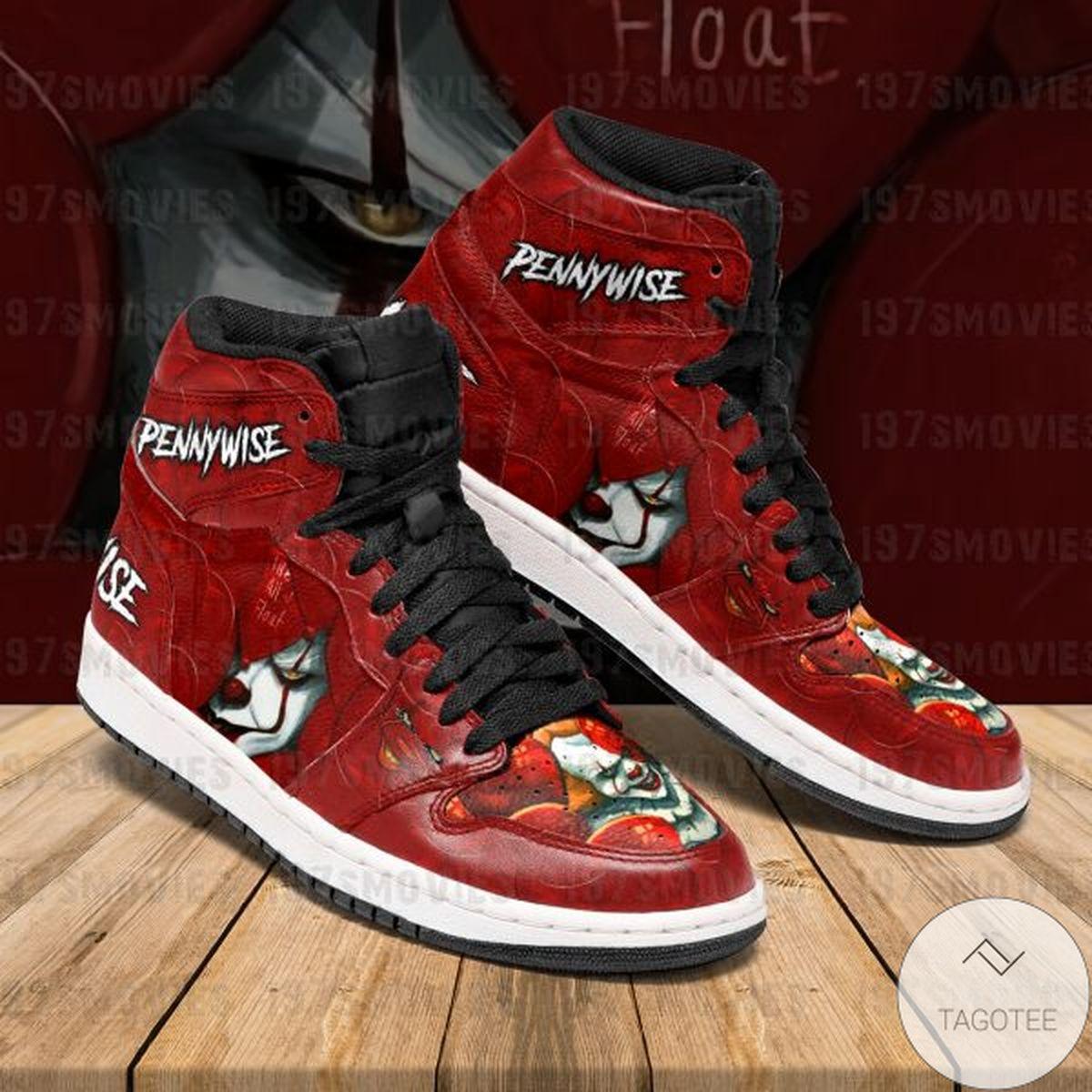 Rating IT Pennywise Sneaker Air Jordan High Top Shoes