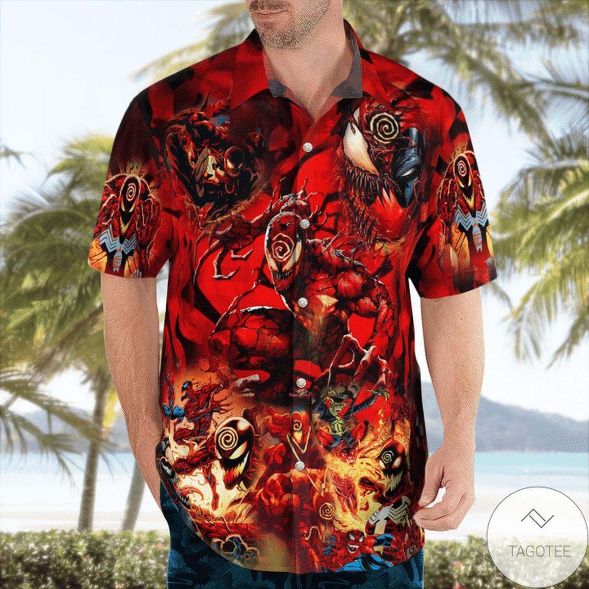 I'm Not Mad Chaos Isn't Mad Hawaiian Shirt