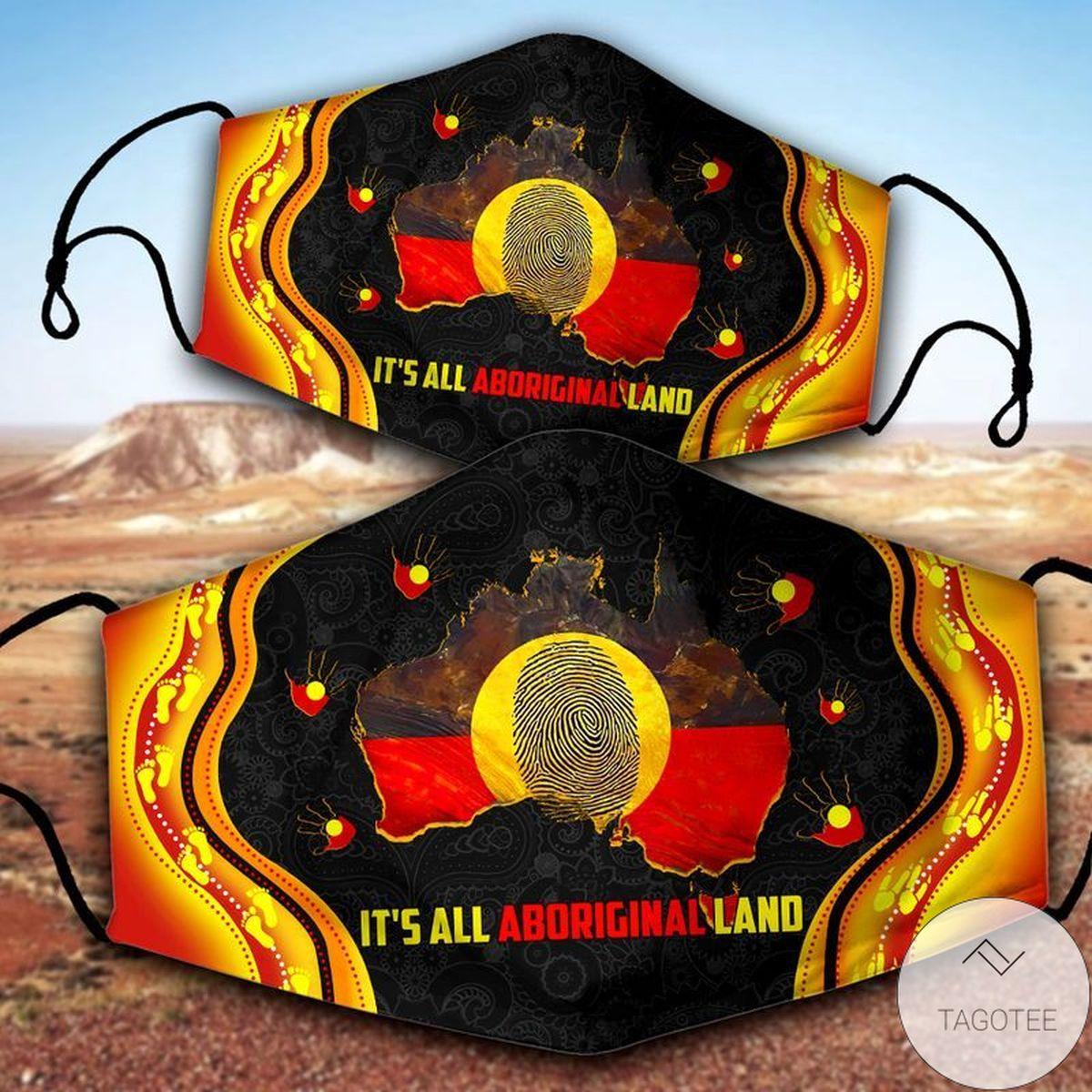 Excellent It's All Aboriginal Land Mask
