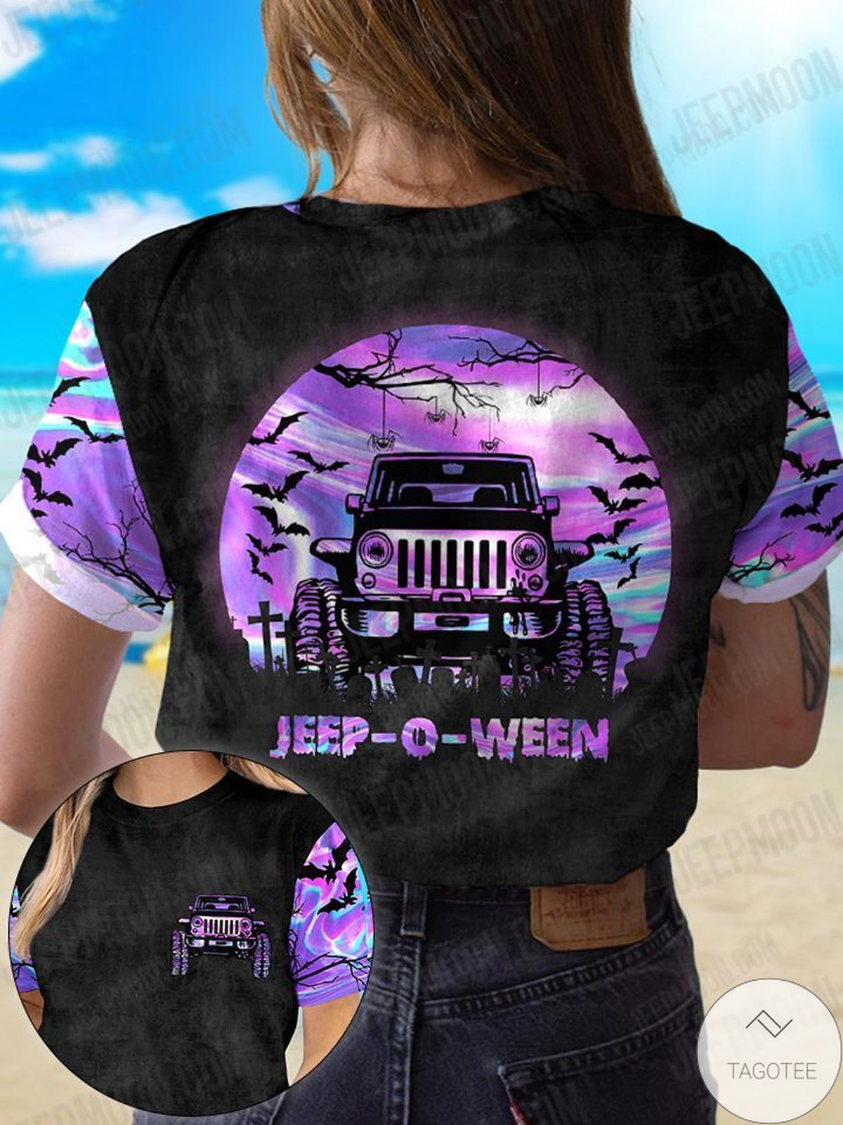 Best Gift Jeep - O - Ween T-Shirt