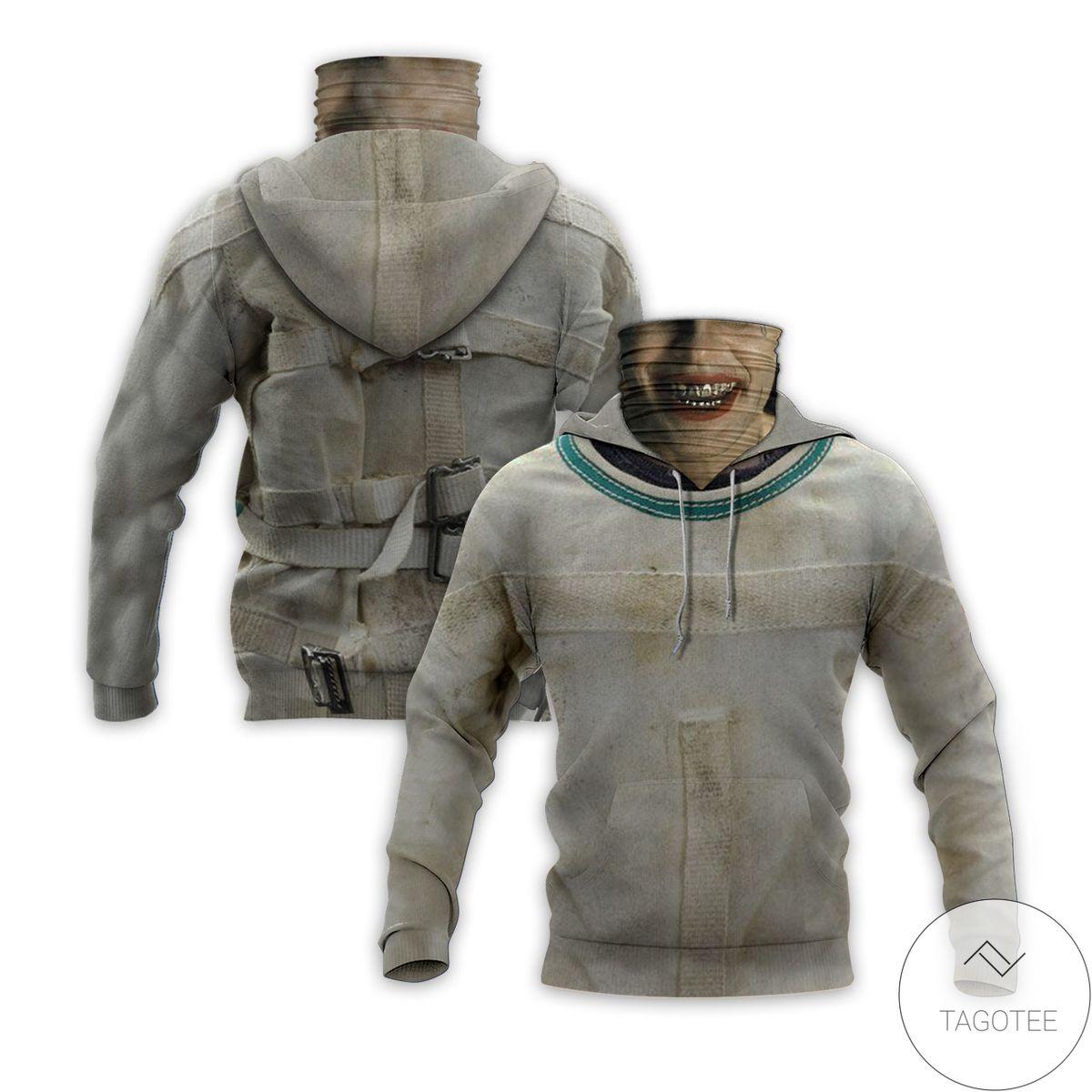Very Good Quality Jocker Suicide Squad Mask Hoodie