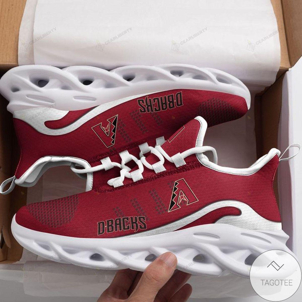 MLB Arizona Diamondbacks Max Soul Shoes