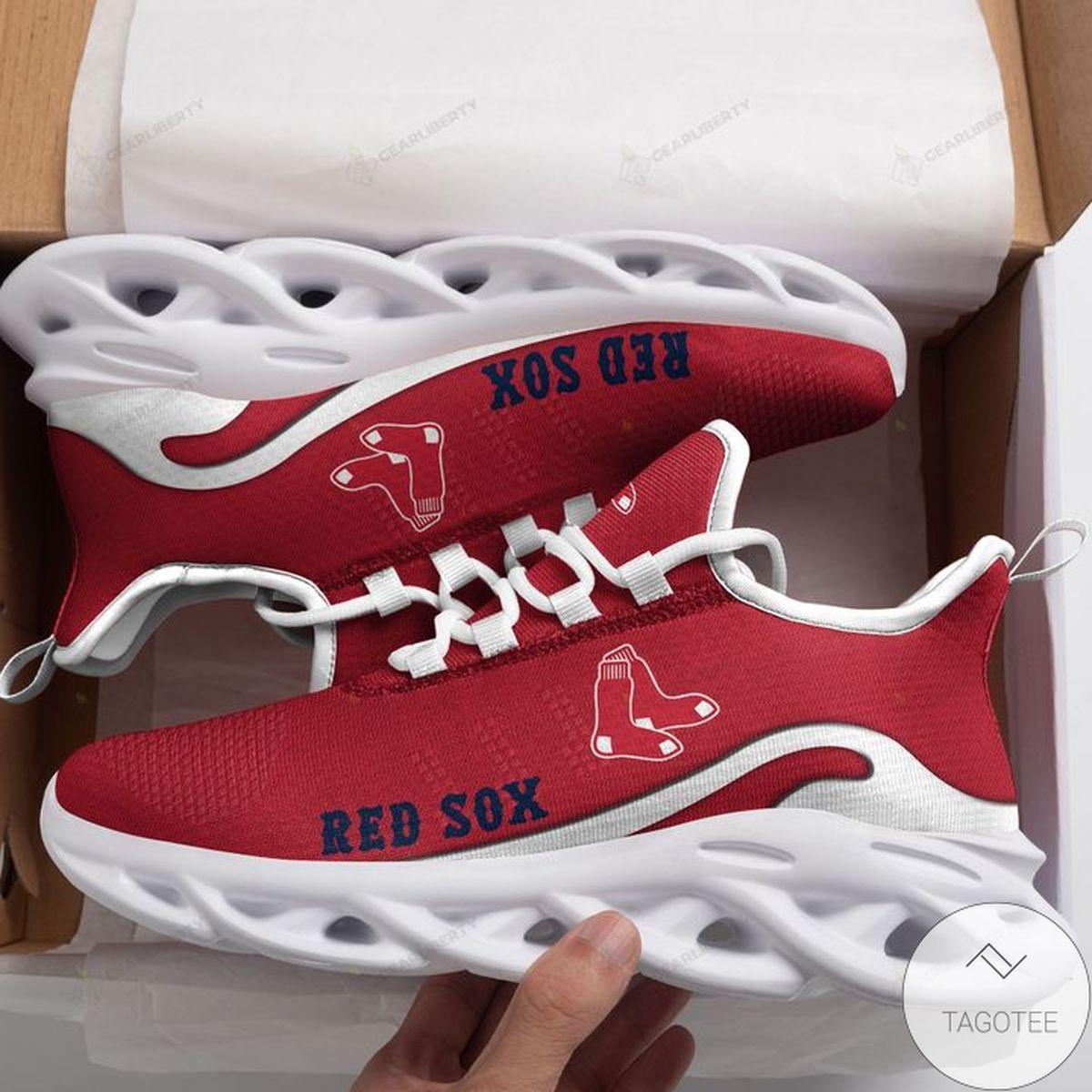 MLB Boston Red Sox Max Soul Shoes
