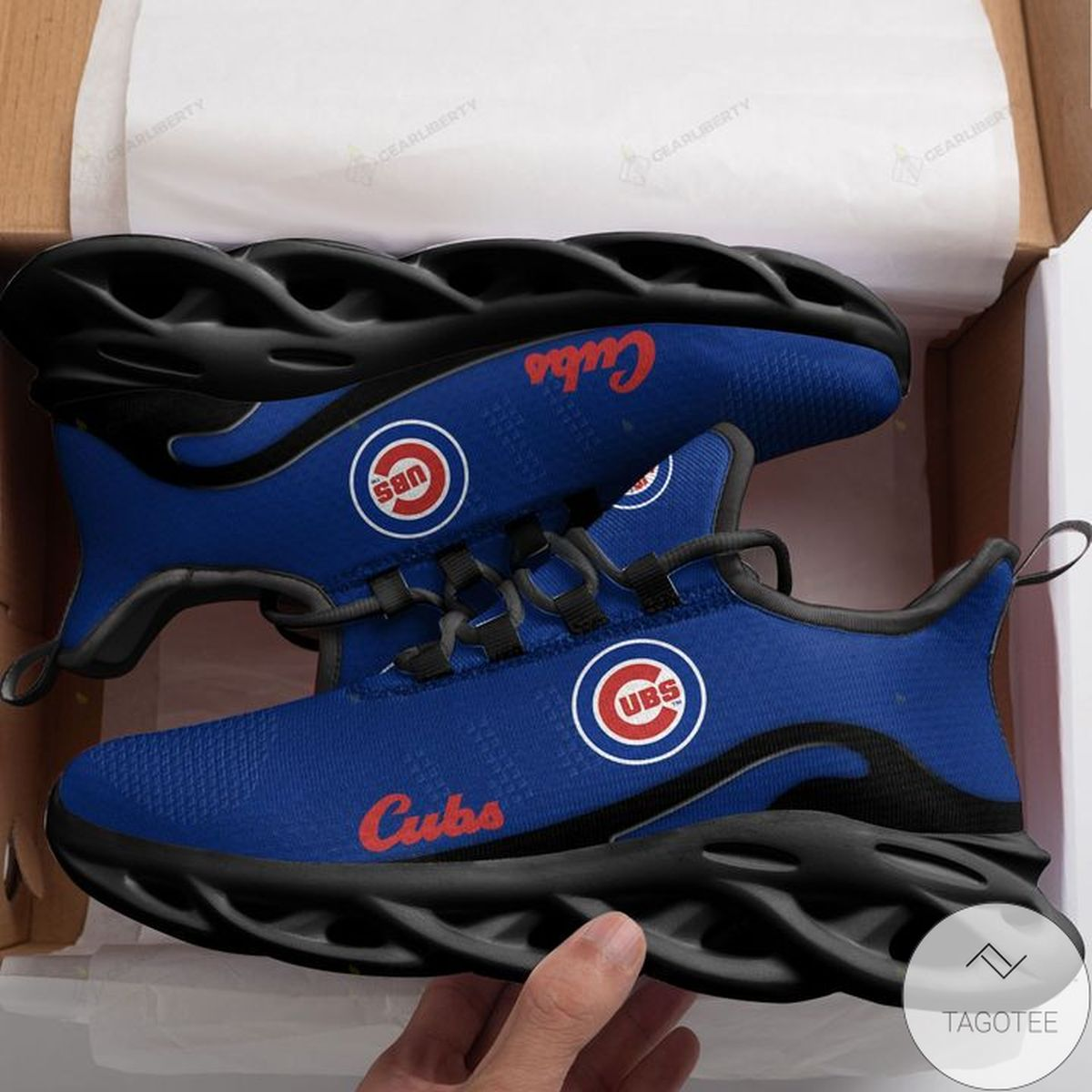 Sale Off MLB Chicago Cubs Max Soul Shoes