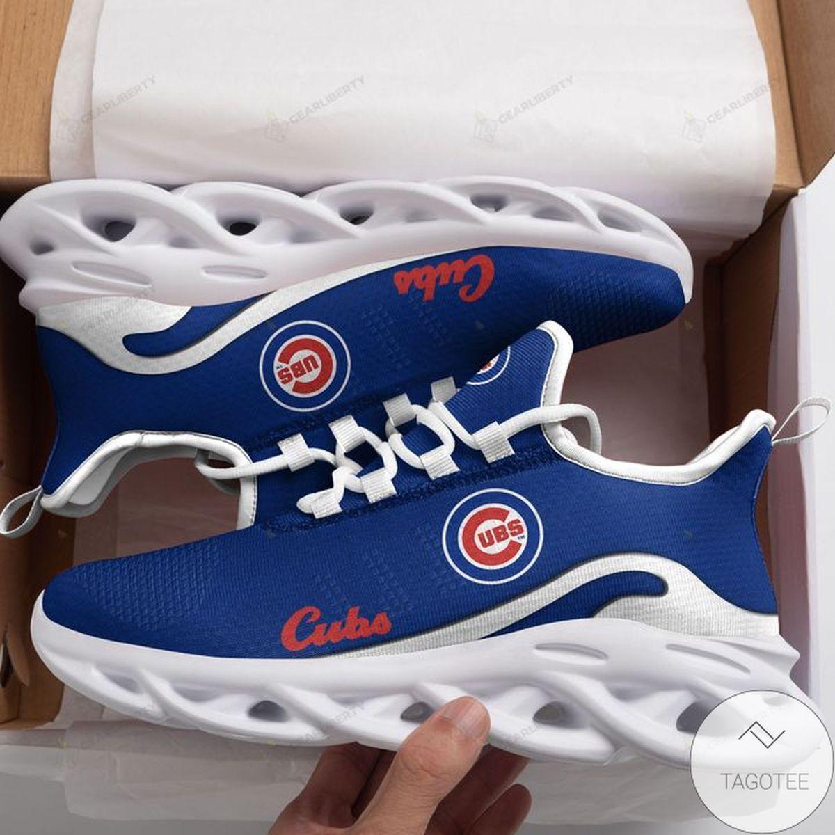 Best Shop MLB Chicago Cubs Max Soul Shoes
