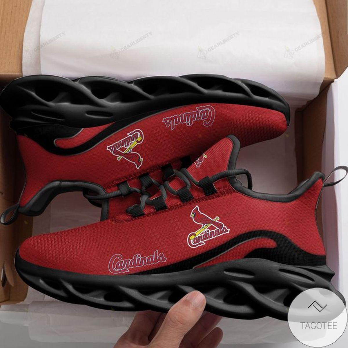 MLB St. Louis Cardinals Max Soul Shoes z