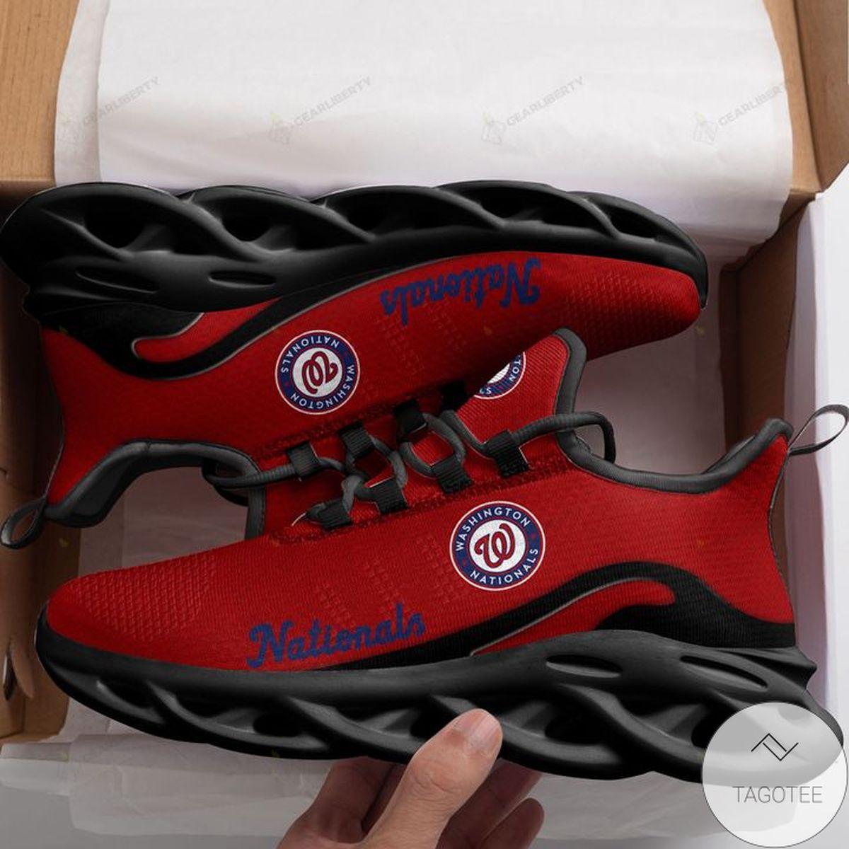 Us Store MLB Washington Nationals Max Soul Shoes
