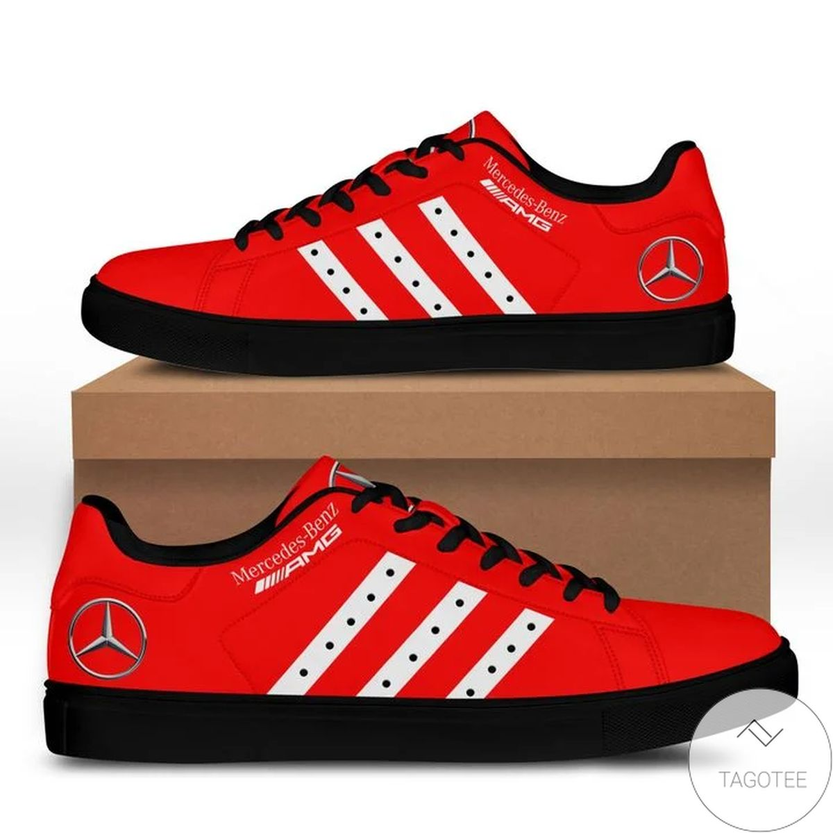 Mercedes Amg Stan Smith Shoes