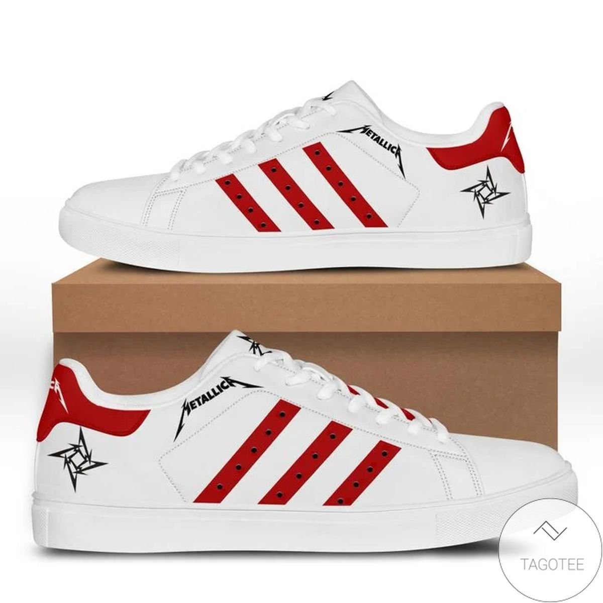 Buy In US Metallica Stan Smith Shoes