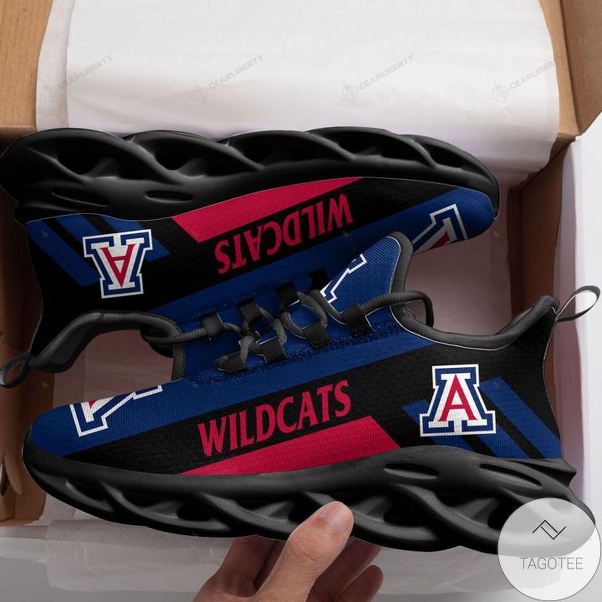 eBay NCAA Arizona Wildcats Max Soul Shoes