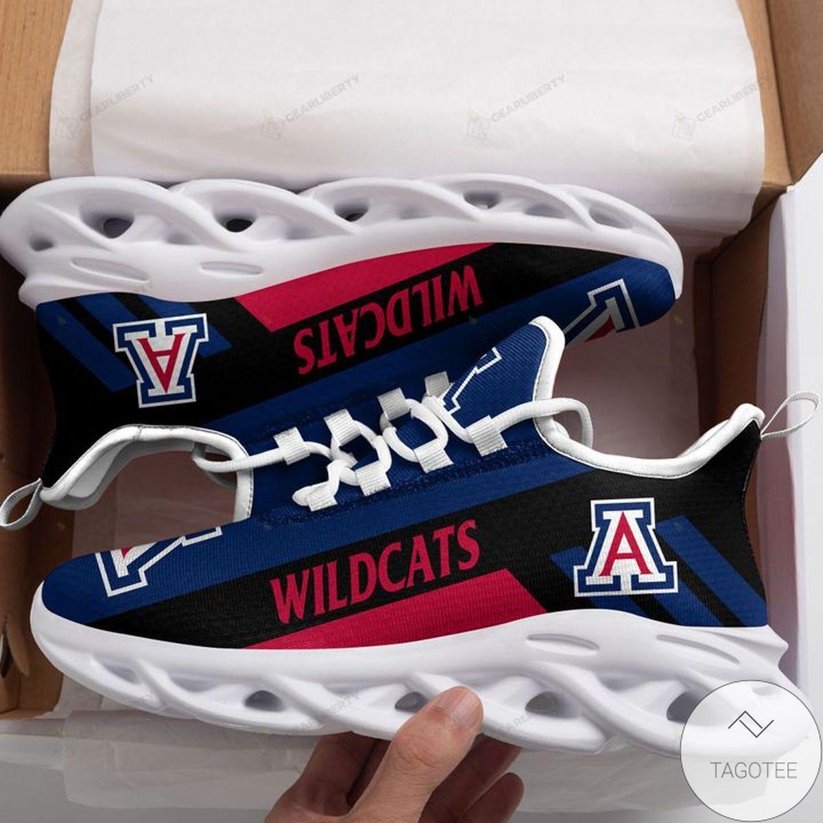 Luxury NCAA Arizona Wildcats Max Soul Shoes