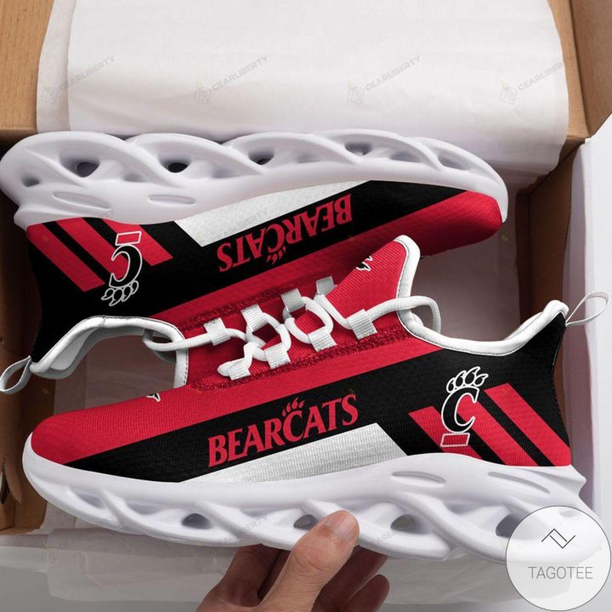 NCAA Cincinnati Bearcats Max Soul Shoes
