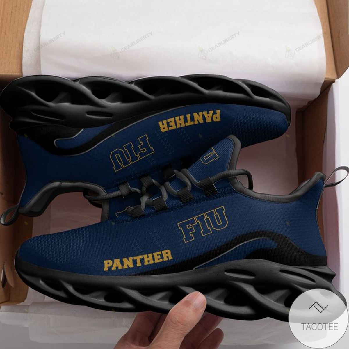 Amazon NCAA FIU Panthers Max Soul Shoes