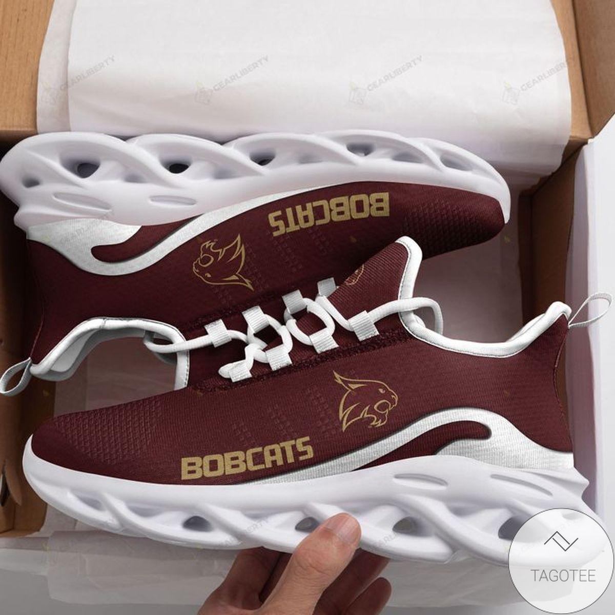 NCAA Texas State Bobcats Max Soul Shoes