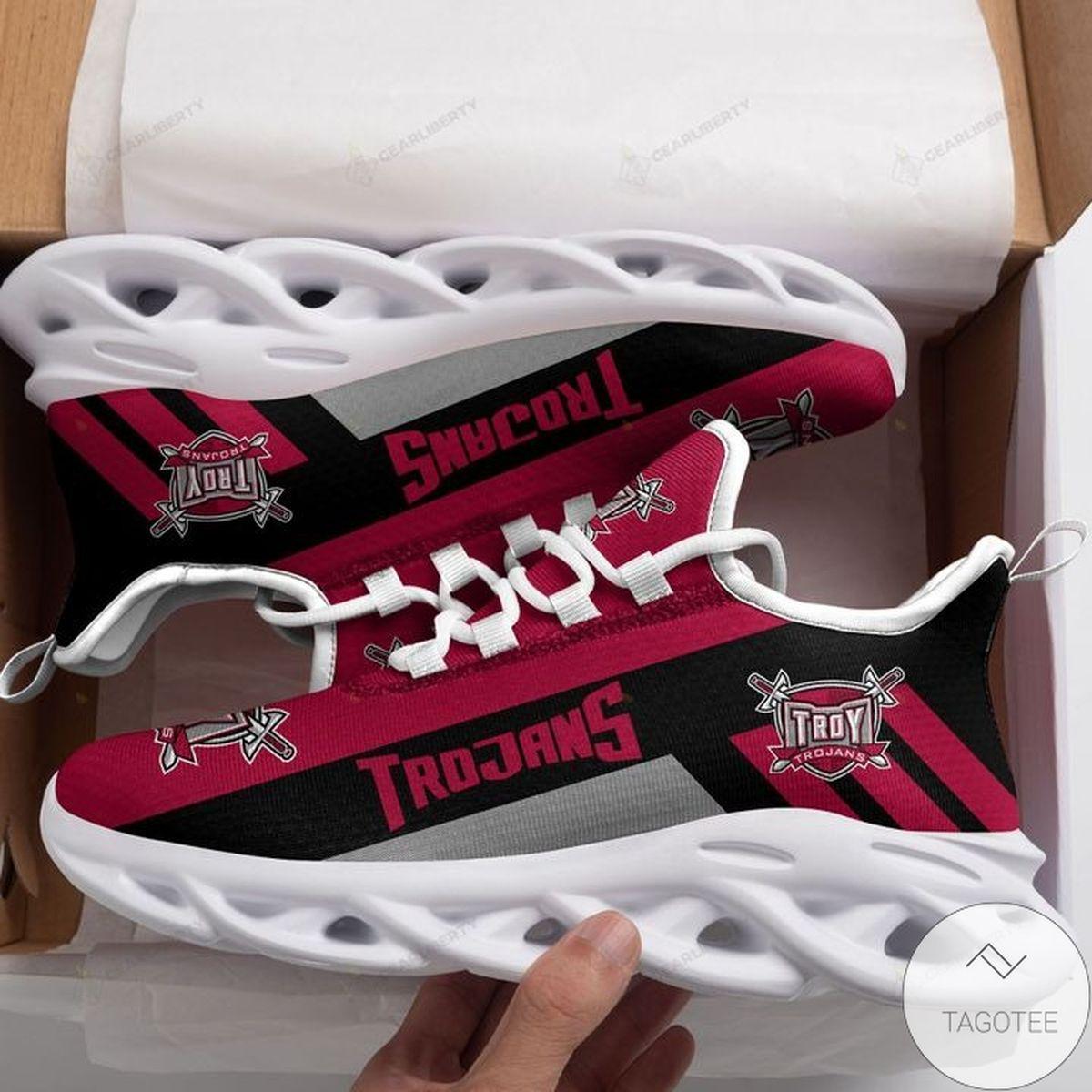 NCAA Troy Trojans Max Soul Shoes