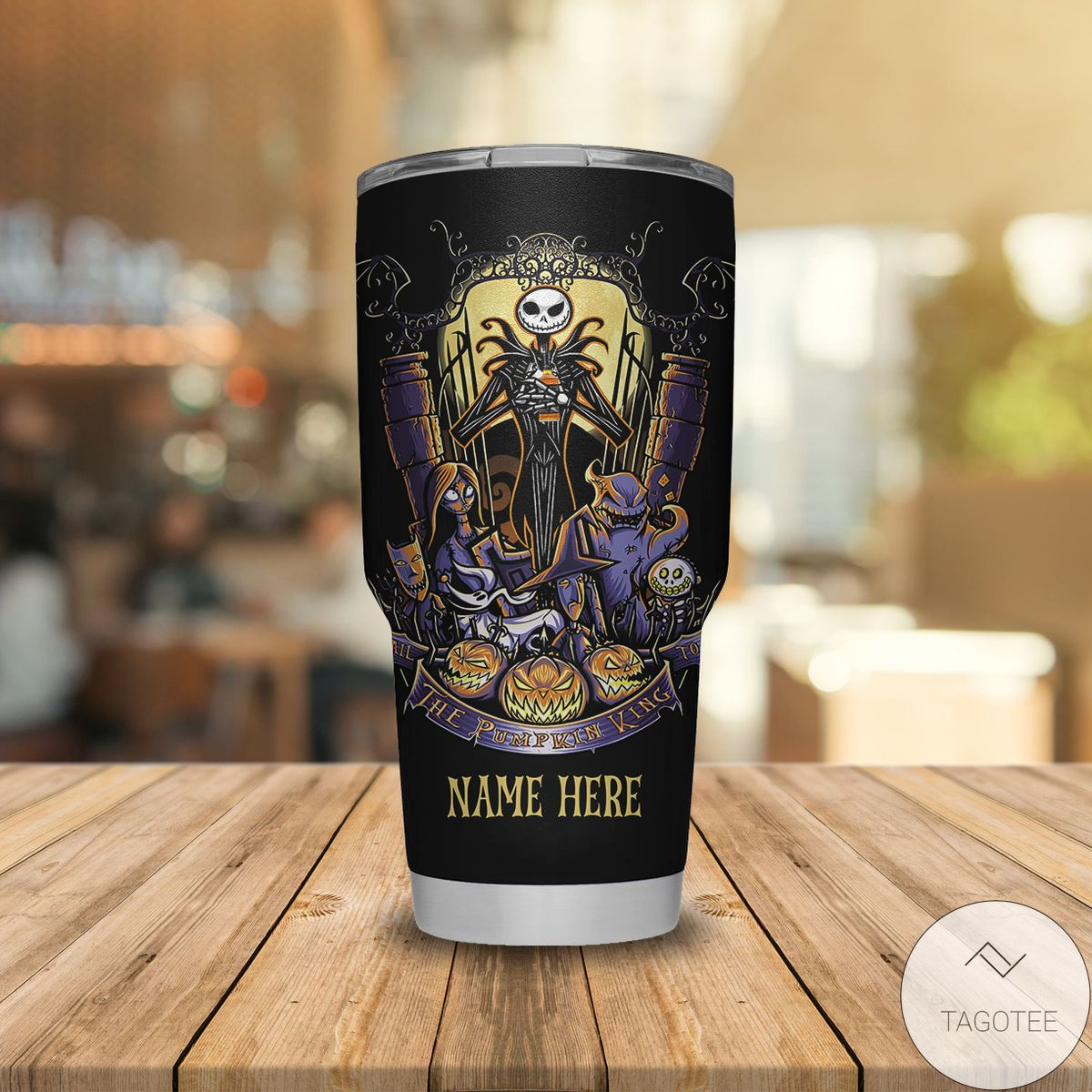 Clothing Personalized Jack Daniels Father Of Nightmare Tumbler